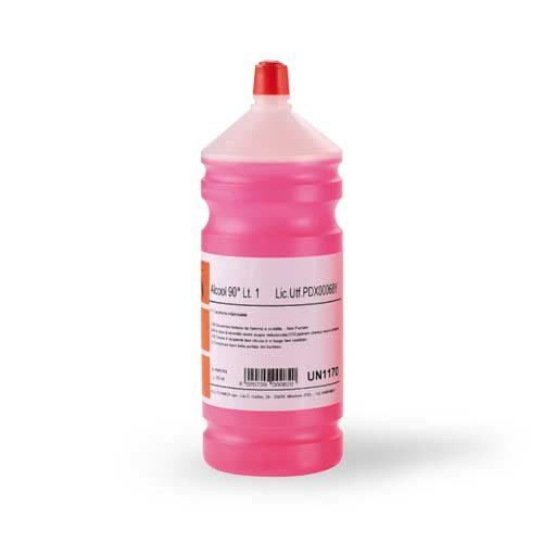 alcool etilico 90 multichimica